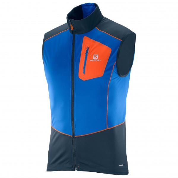 Salomon - Equipe S/S Vest - Softshell-bodywarmer