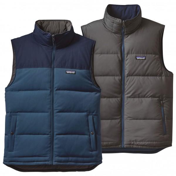 Patagonia - Reversible Bivy Down Vest - Down vest
