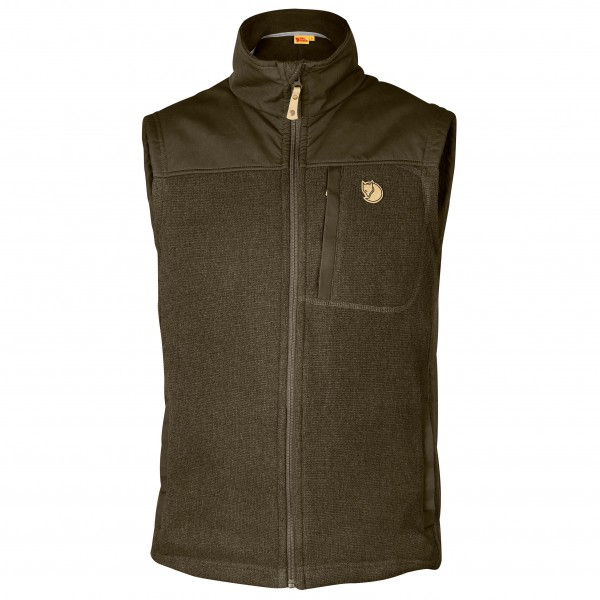 Fjällräven - Buck Fleece Vest - Fleece vest