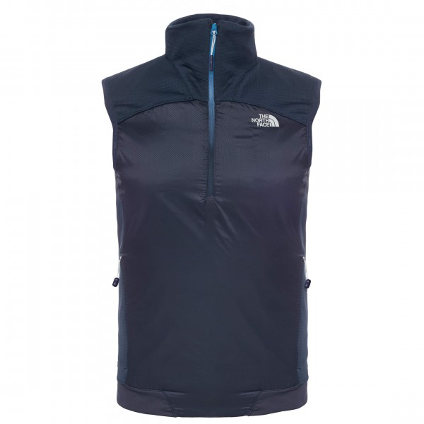 The North Face - Kokyu 1/2 Zip Vest - Tekokuituliivi