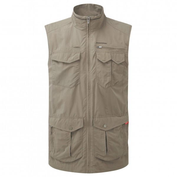 Craghoppers - NosiLife Adventure Gilet - Softshellväst