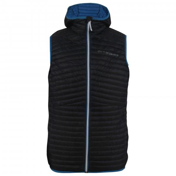 2117 of Sweden - Bierke Light Down Vest with Hood - Dunvest