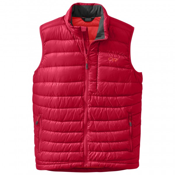Outdoor Research - Transcendent Down Vest - Down vest