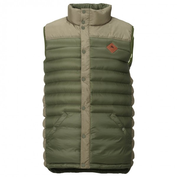 Burton - Evergreen Down Vest Insulator - Winter vest