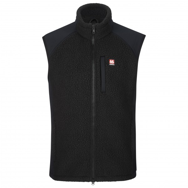 66 North - Tindur Technical Shearling Vest - Fleece vest
