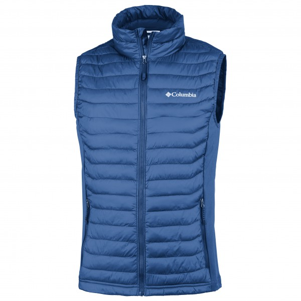 Columbia - Powder Pass Vest - Tekokuituliivi