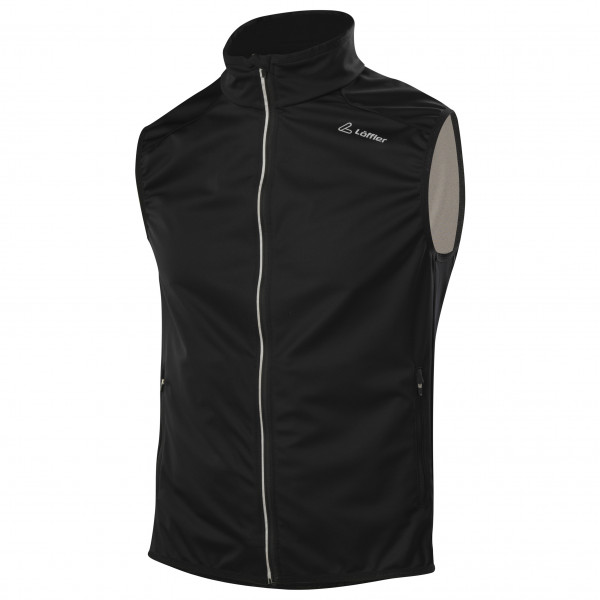 Löffler - Vest Evo Windstopper Light - Softshell vest