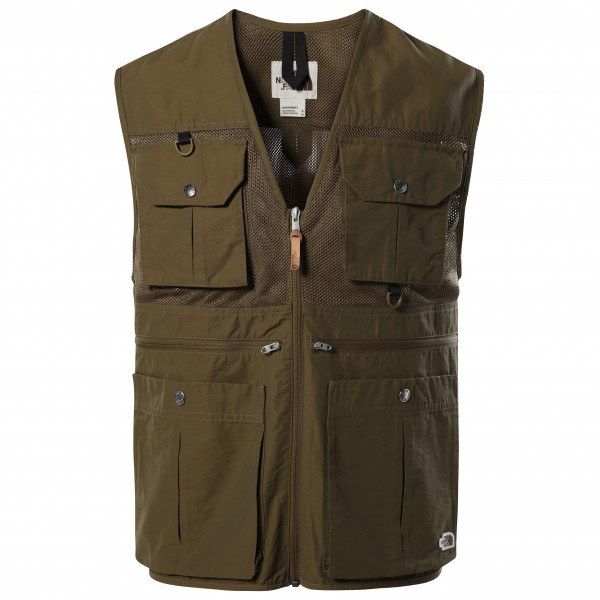 The North Face - Cadero Vest - Softshellvest