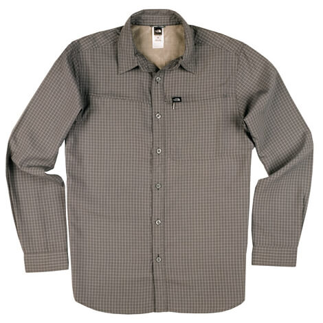 The North Face - Men's L/S Mount Cook Shirt