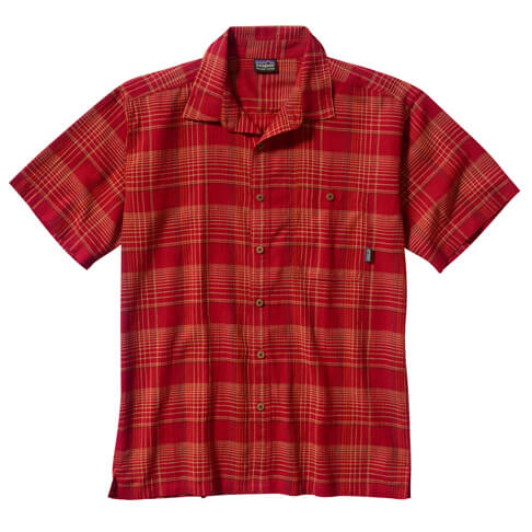 Patagonia - Men's Short-Sleeved A/C Shirt