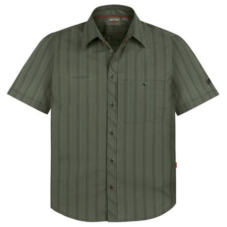 Mammut - Kjell Shirt - Kurzarmhemd