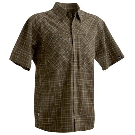 Haglöfs - Barto S/S Shirt - Funktionshemd