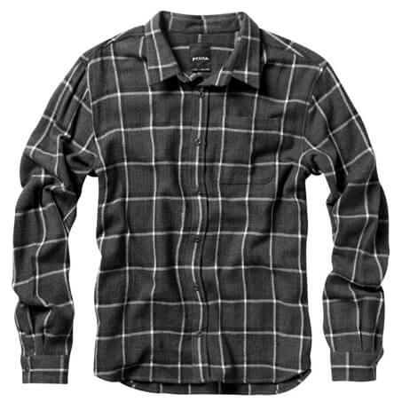 Prana - Dutchman Flannel LS - Langarmhemd