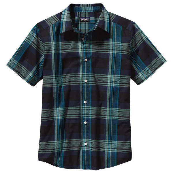 Patagonia - Go To Shirt - Overhemd korte mouwen