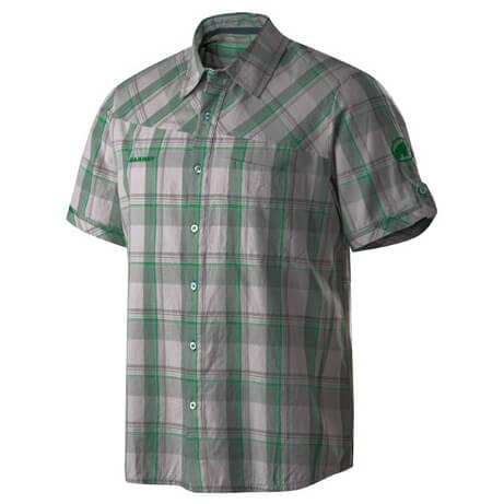 Mammut - Marshall Shirt - Kurzarmhemd