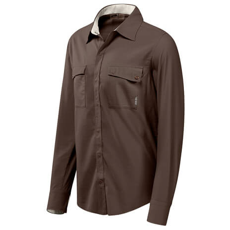 GoLite - Paparoa LS Travel Shirt - Langarmhemd