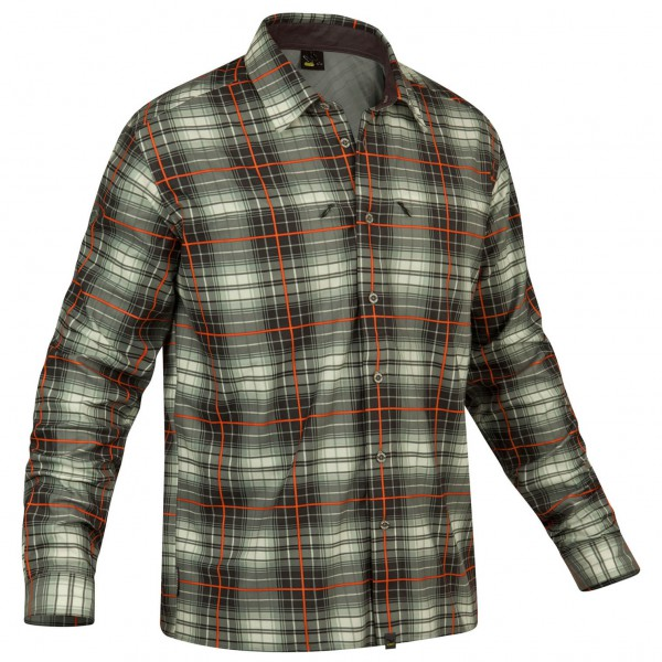 Salewa - Salvin PL L/S Shirt - Langarmhemd