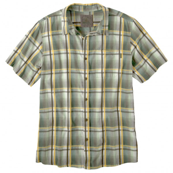 Prana - Duke SS Woven - Short-sleeve shirt