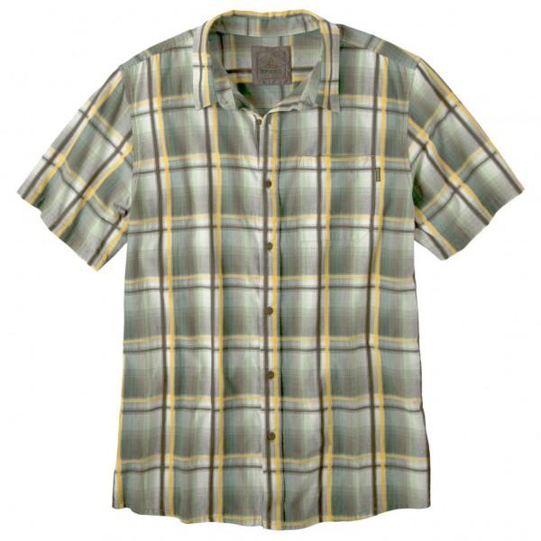 Prana - Duke SS Woven - Skjorte med korte ærmer