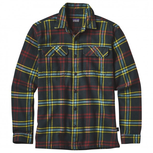 Patagonia - Fjord Flannel Shirt - Flanellen hemd