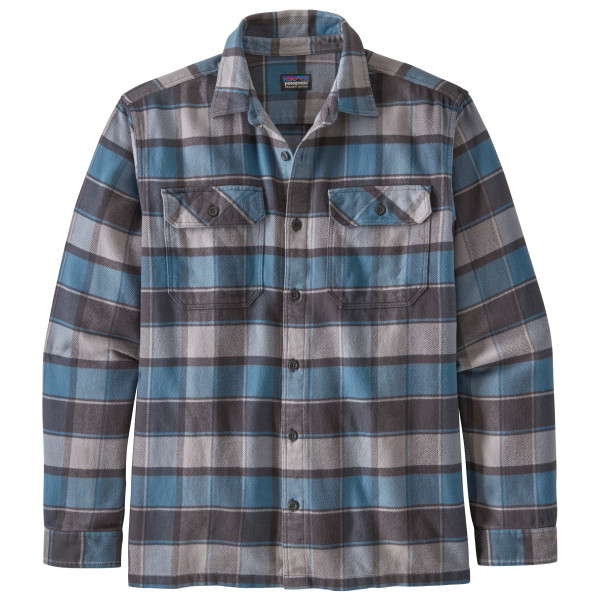 Patagonia - Fjord Flannel Shirt - Hemd