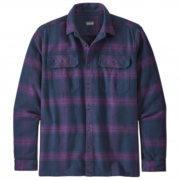 Patagonia - Fjord Flannel Shirt - Flanellen hemd