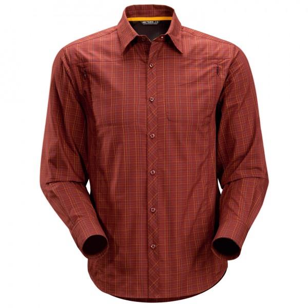 Arc'teryx - Ridgeline Shirt LS - Hemd