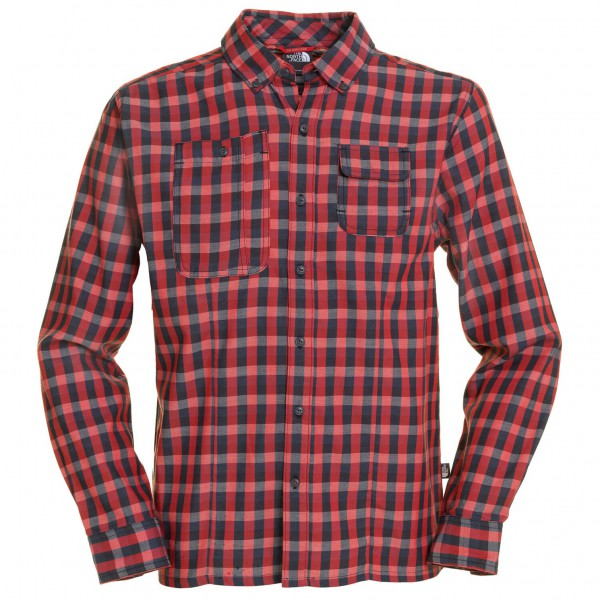 The North Face - L/S Ulan Shirt - Langarmhemd