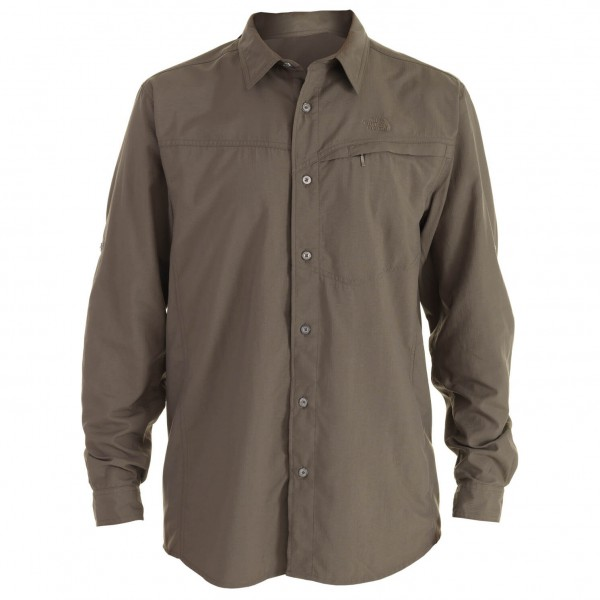 The North Face - L/S Sequoia Shirt - Langarmhemd