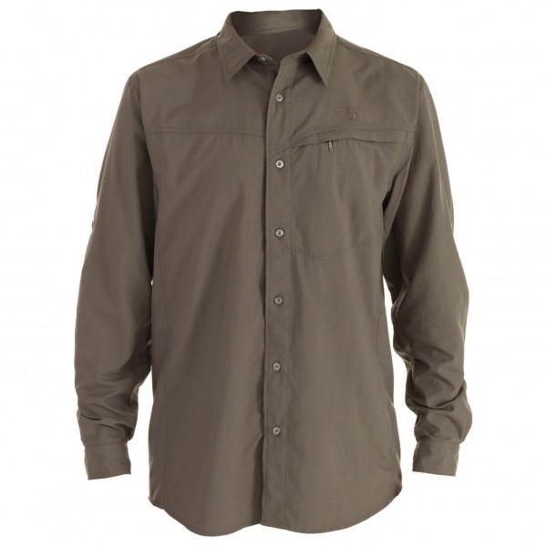 The North Face - L/S Sequoia Shirt - Pitkähihainen paita