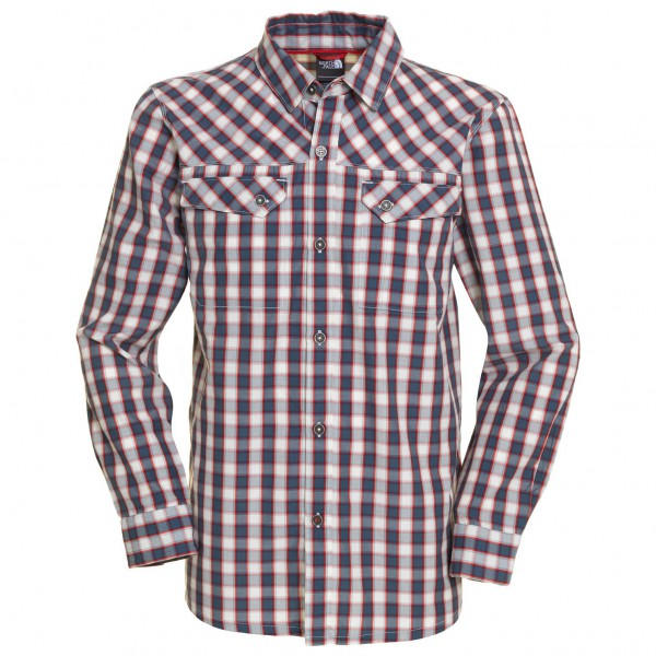 The North Face - L/S Gulu Shirt - Langarmhemd