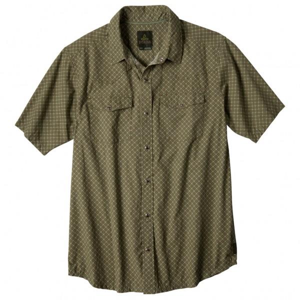Prana - Colton - Overhemd korte mouwen