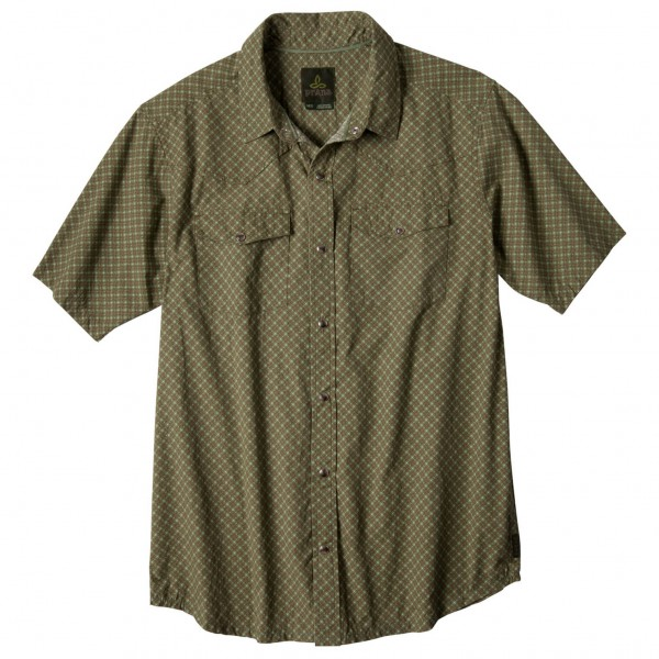 Prana - Colton - Short-sleeve shirt