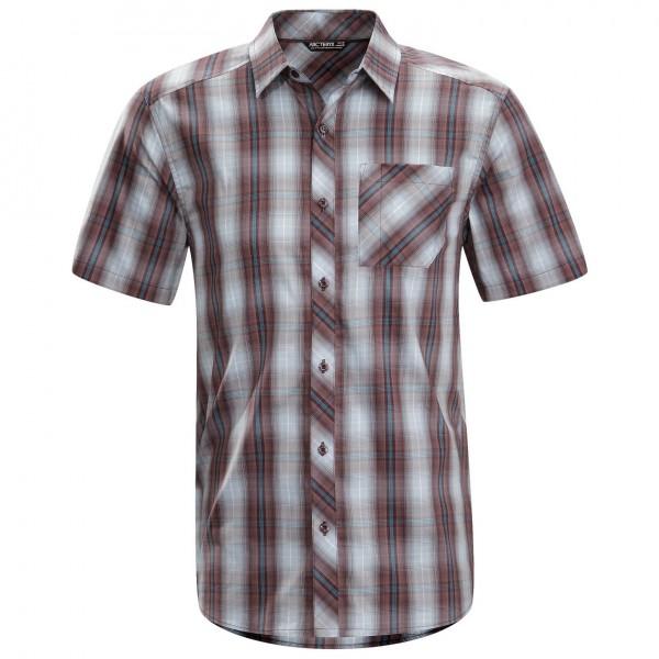 Arc'teryx - Pathline Shirt SS - Kurzarmhemd