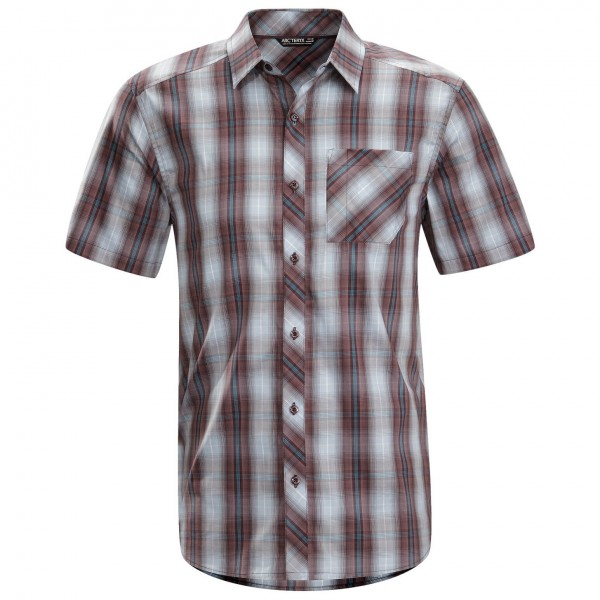 Arc'teryx - Pathline Shirt SS - Short-sleeve shirt