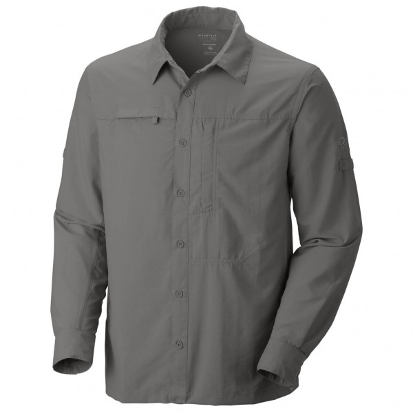 Mountain Hardwear - Canyon L/S Shirt - Overhemd lange mouwen