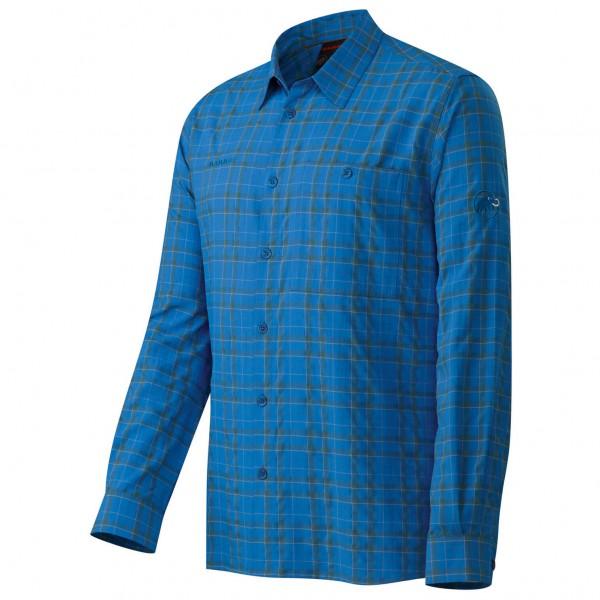 Mammut - Belluno Shirt Long - Long-sleeve shirt
