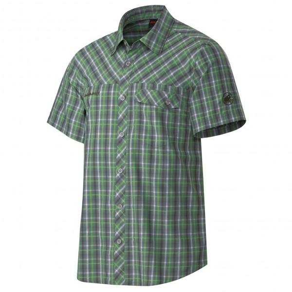 Mammut - Asko Shirt - Overhemd korte mouwen