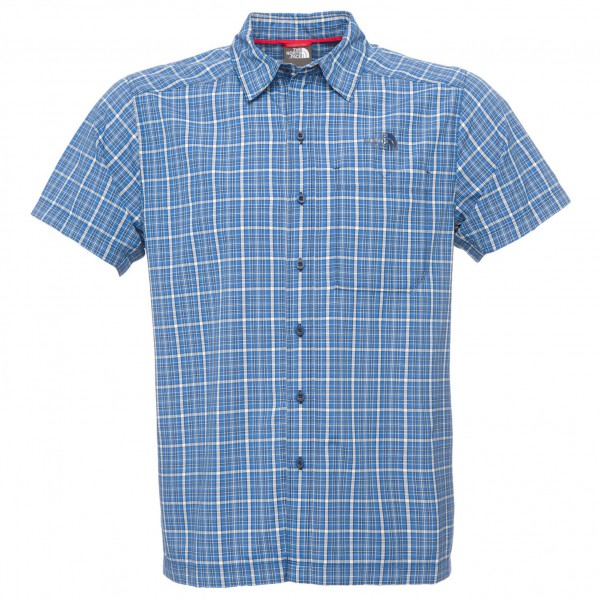 The North Face - S/S Hypress Woven - Overhemd korte mouwen
