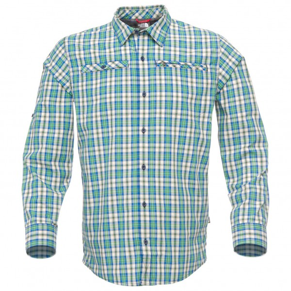 The North Face - L/S Gator Shirt - Langarmhemd