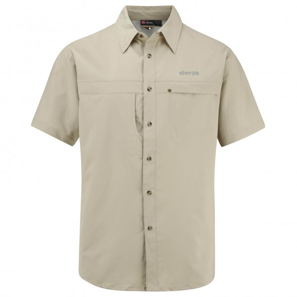 Sherpa - Thansen Short-Sleeve Shirt - Kurzarmhemd