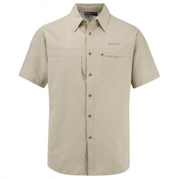 Sherpa - Thansen Short-Sleeve Shirt - Kurzarmhemd
