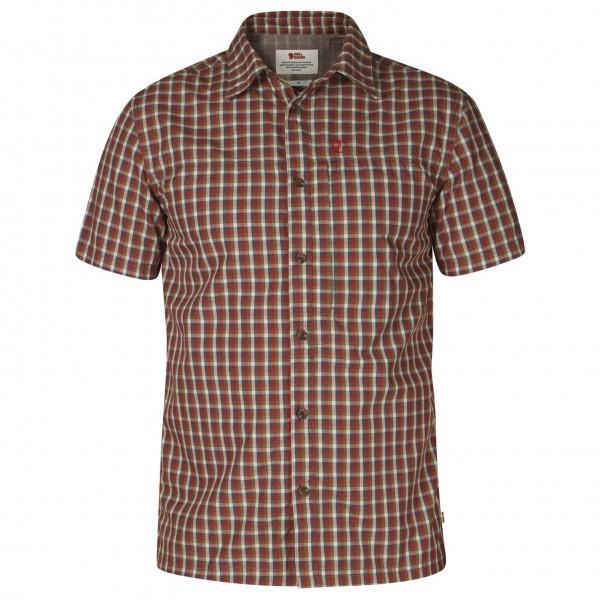 Fjällräven - Svante Shirt - Kurzarmhemd