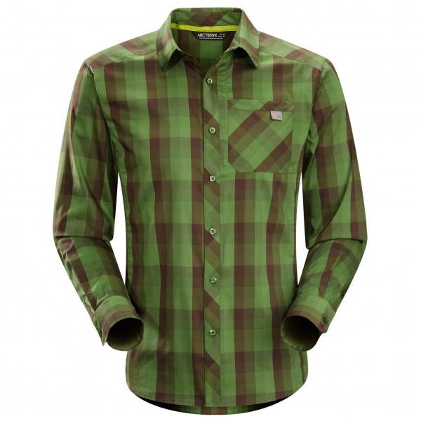 Arc'teryx - Peakline Shirt LS - Overhemd lange mouwen
