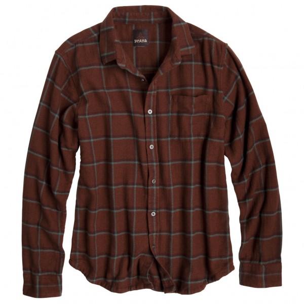Prana - Dutchman Flannel LS - Hemd