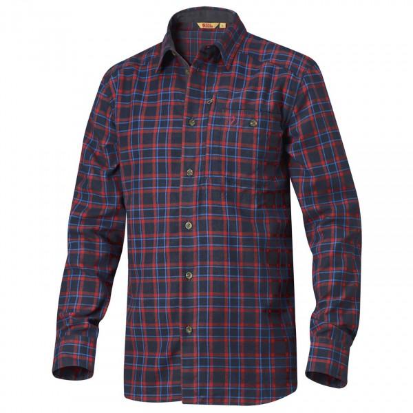 Fjällräven - Sten Shirt - Langarmhemd