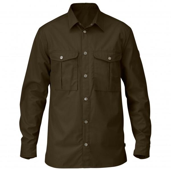 Fjällräven - Greenland Shirt - T-shirt à manches longues