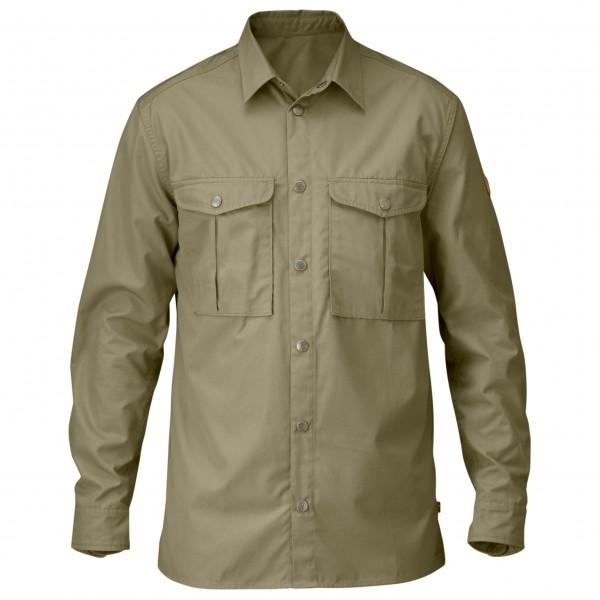 Fjällräven - Greenland Shirt - Long-sleeve shirt