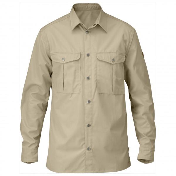 Fjällräven - Greenland Shirt - Langarmhemd