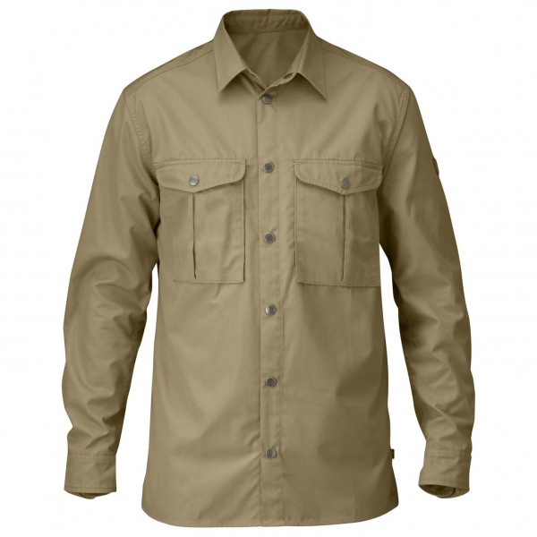 Fjällräven - Greenland Shirt - Long-sleeve shirt